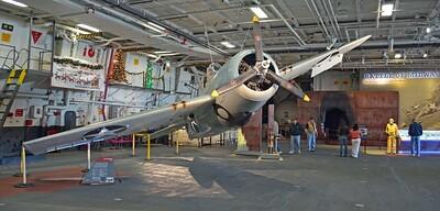 Grumman F4F Wildcat Fighter of WW II