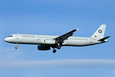 Belgian Air Force (Hifly) Airbus A321-231 CS-TRJ (msn 1004) XFW (Gerd Beilfuss). Image: 922881.