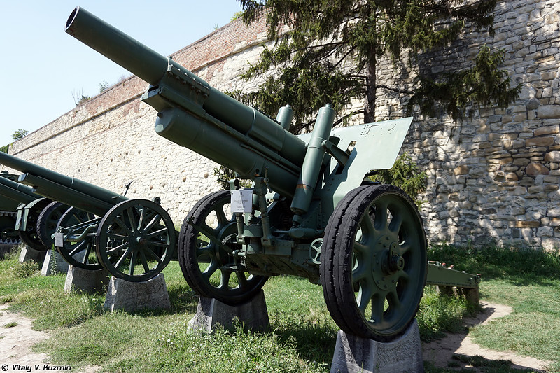 150-мм гаубица Bofors M.31 (150mm Bofors M.31)