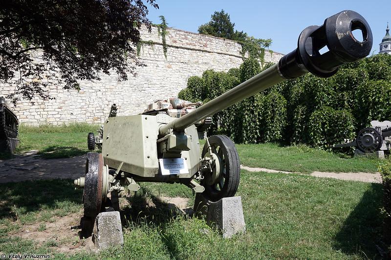 7,5 см противотанковая пушка Pak 40 (7.5cm Pak 40)