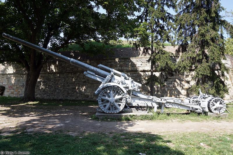 15 см орудие Kanone 18 (15cm Kanone 18)