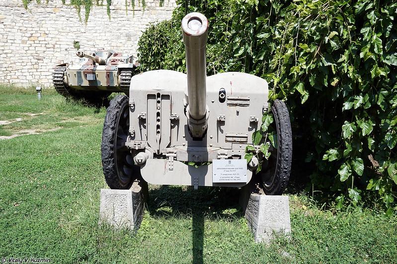 47-мм противотанковая пушка Пюто обр. 1937 г. (47mm SA Mle 1937)