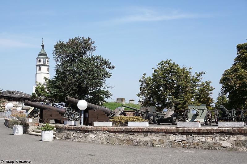 Военный музей в Белграде (Belgrade Military Museum)