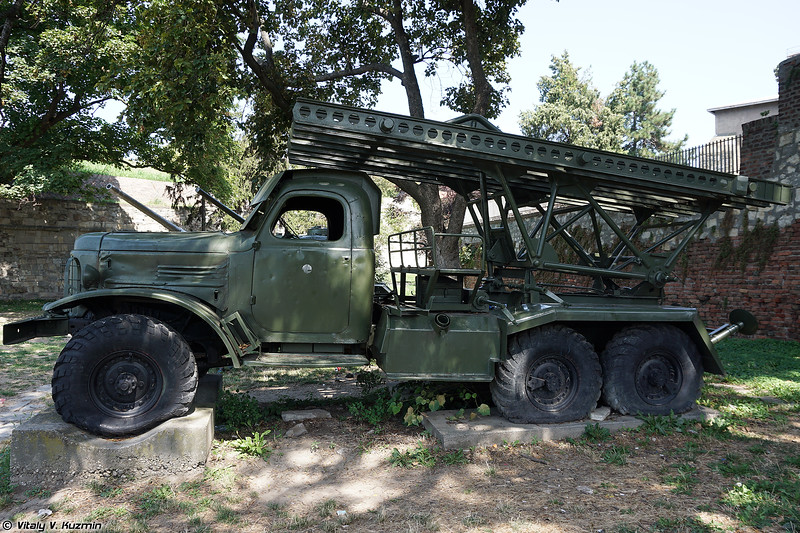 БМ-13НМ образца 1958 г. (BM-13NM mod.1958)