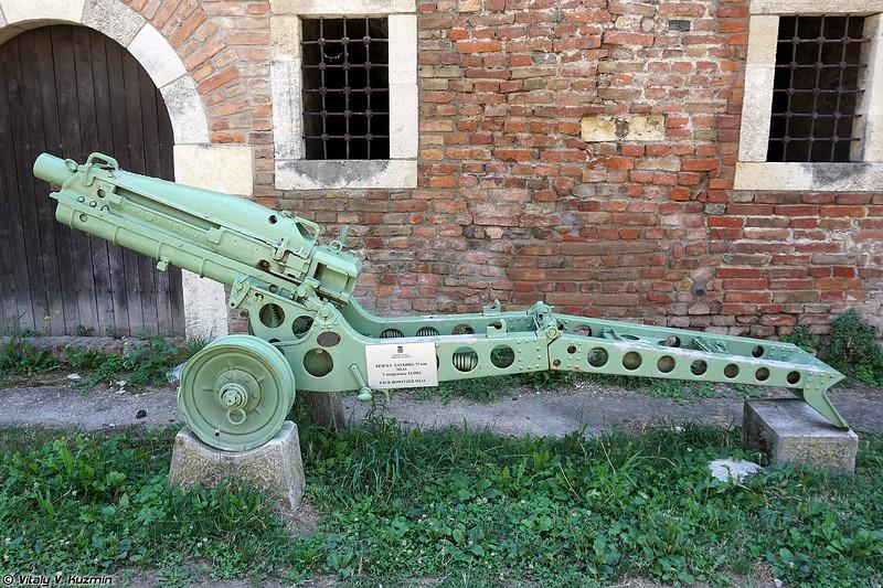 75-мм горная гаубица М1 (75mm Pack Howitzer M1)
