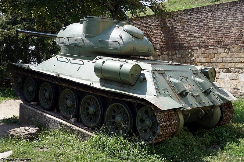 Teski Tenk Vozilo A (A-1)