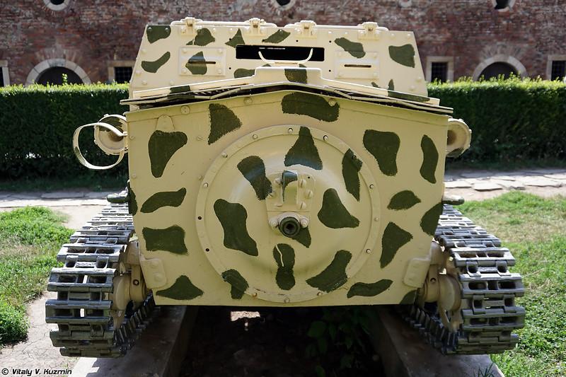Carro Veloce CV-35