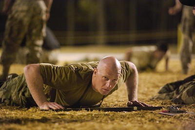 0600 hr.s; pushup competition