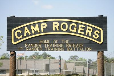 Cp. Rogers, Ft Benning, GA