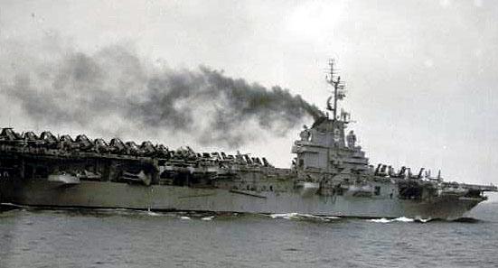 Carrier Departing