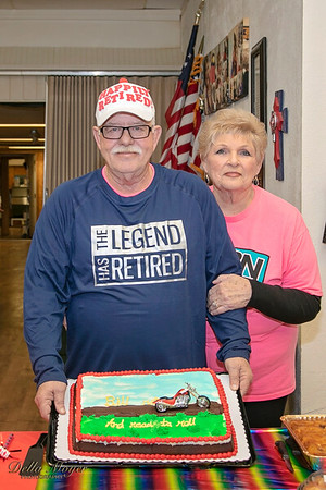 Bill Maddox Retirement Party