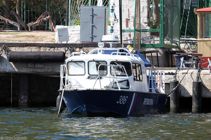 Катер КС-701 (KS-701 boat)