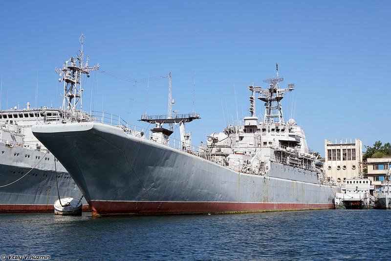 БДК Константин Ольшанский проекта 775 (Kostiantyn Olshansky landing ship, Project 775)