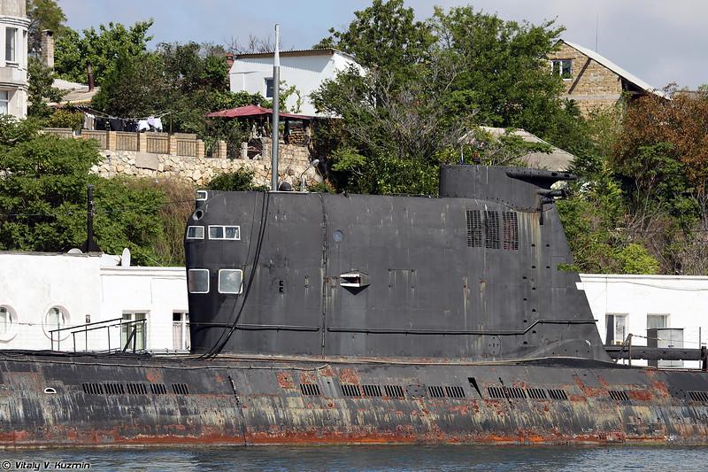 Подводная лодка Запорожье проекта 641 (Zaporizhzhia submarine, Project 641)