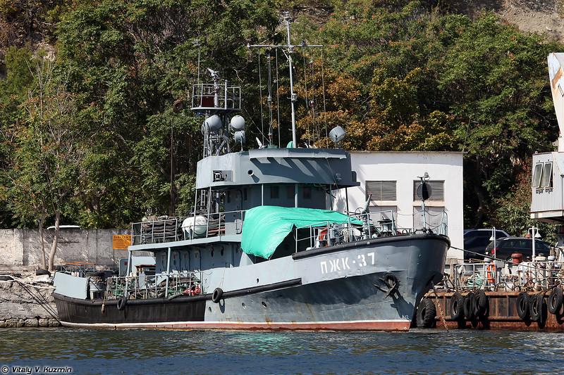 Противопожарный катер ПЖК-37 проекта 364 (PZhk-37 fireboat, Project 364)