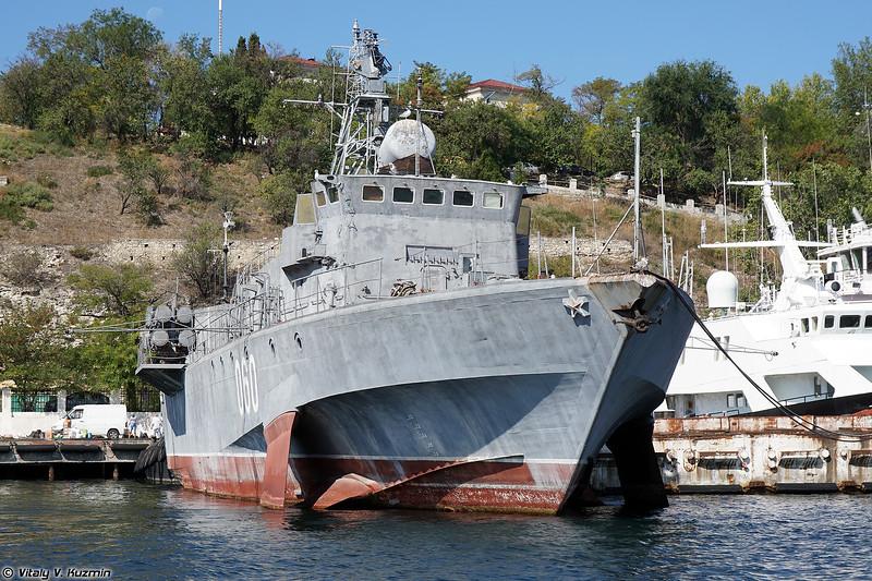МПК-220 Владимирец проекта 11451 (MPK-22 Vladimirets, Project 11451)