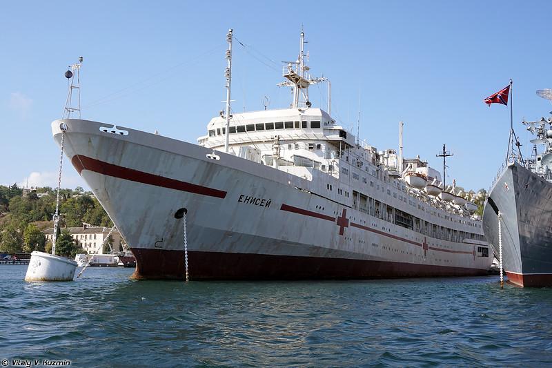 Госпитальное судно Енисей проекта 320 (Yenisey hospital ship, Project 320)