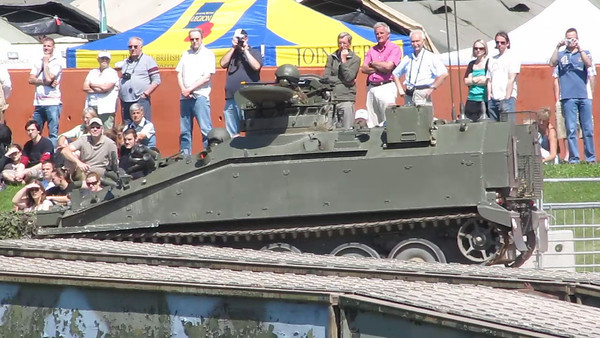 Bovington Tankfest Videos