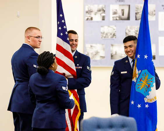 CMSgt LaCroix Retirement Ceremony (31May2019)