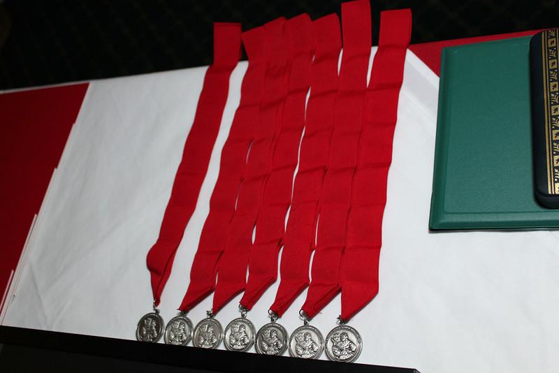 CSLO Order of Saint Barbara Awards