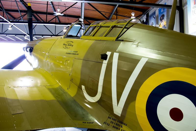 WWII Hawker Hurricane