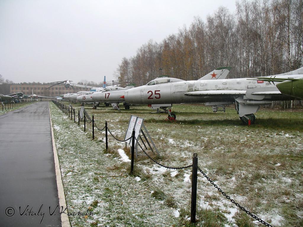 Самолеты П.О. Сухого (Sukhoi aircrafts)