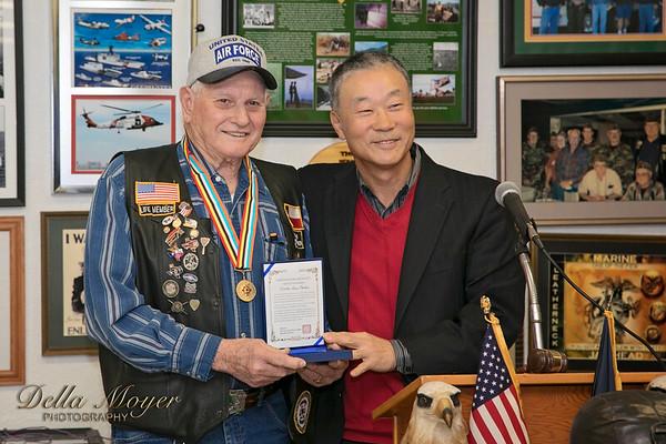 Charlie Martin Medal
