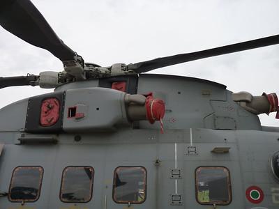 I motori del AW-101