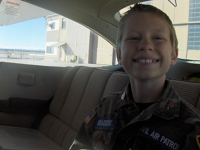 2008 - Tony's first O-Flight at Buckley AFB - Gradecki