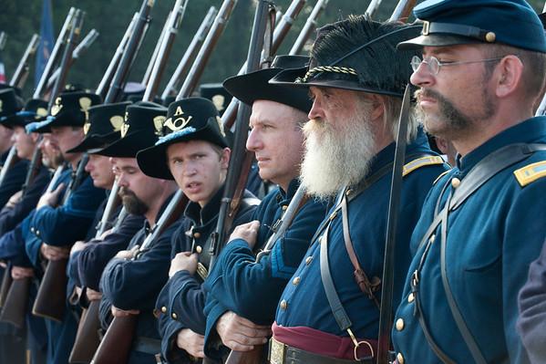 Civil War_150th Anniversary of the Battle of Manassas / Bull Run