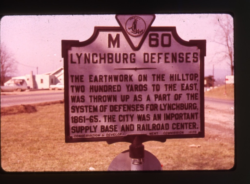 Lychburg Defenses Marker  (09768)
