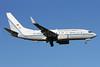 Fuerza Aerea Columbiana Boeing 737-74V WL (BBJ) FAC 0001 (msn 29272) LIS (Pedro Baptista). Image: 923539.