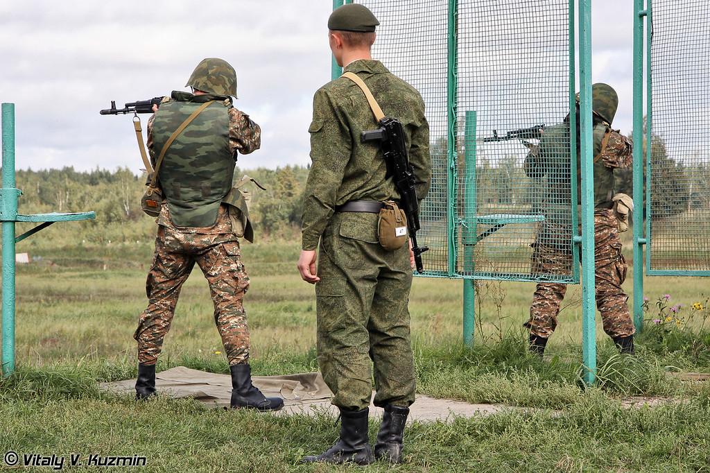Стрелковый конкурс (Shooting competition)