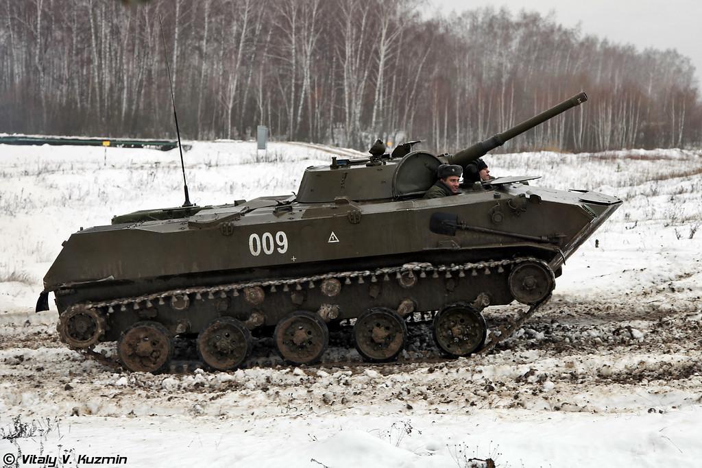 БМД-1 (BMD-1 IFV)