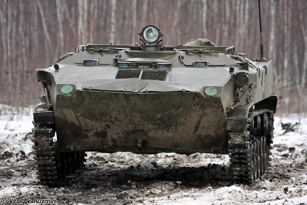 БТР-Д (BTR-D)