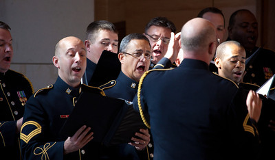 The US Army Band and Army Chorus