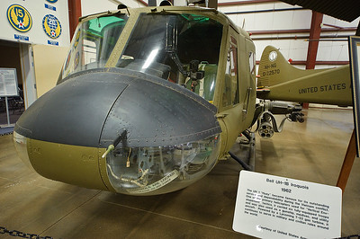 1962 Bell UH-1B Irooqupos