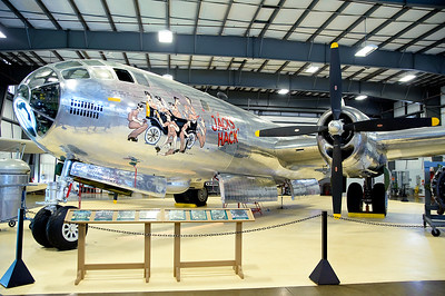 "WWII B29 Superfortress ""Jack's Hack"""