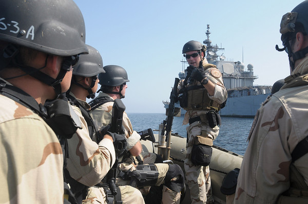 Counter Piracy Operations 2009