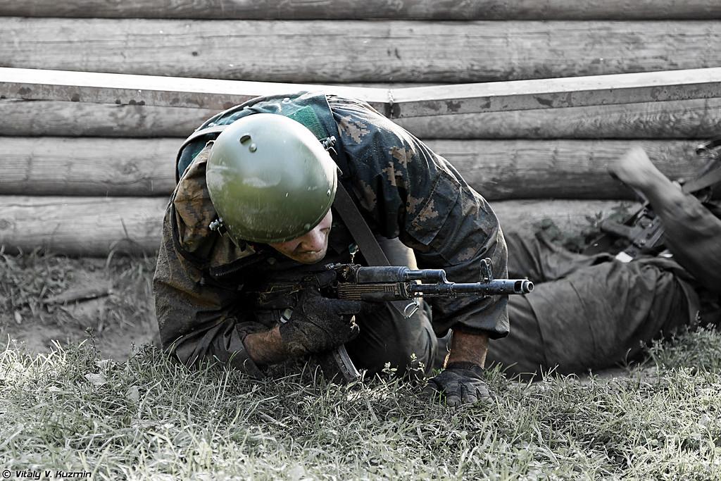 Квалификационные испытания на право ношения Крапового Берета для ветеранов сил cпециального назначения на базе УЦ Витязь в Балашихе (Crimson Beret Qualification Exam for Special Forces veterans)