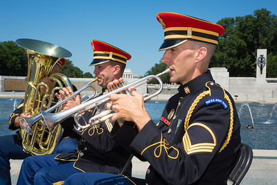 U.S. Army Band Brass Quintet