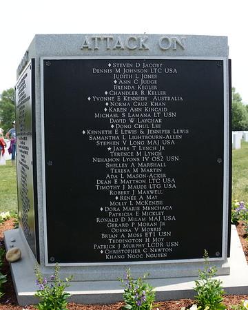 Arlington National Cemetery, Arlington, Virginia - May 16, 2015 - Dan Frederic Shanower - Section 64 - Site 4756