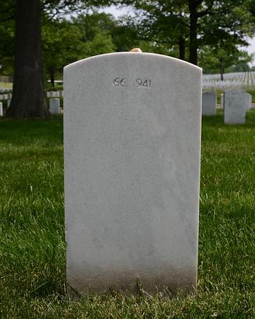 Arlington National Cemetery, Arlington, Virginia - May 16, 2015 - Michael Edward Dunn - Section 66 - Site 941