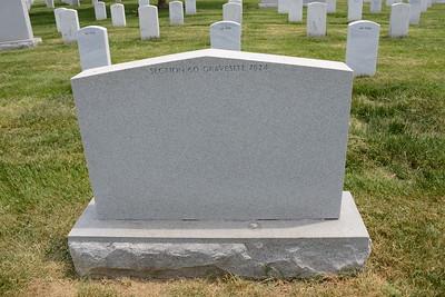 Arlington National Cemetery, Arlington, Virginia - May 16, 2015 - Michael Edward Dunn - Section 60 - Site 7824