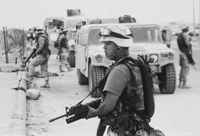 Iraq #5 (c) David A  Tucker II 2003