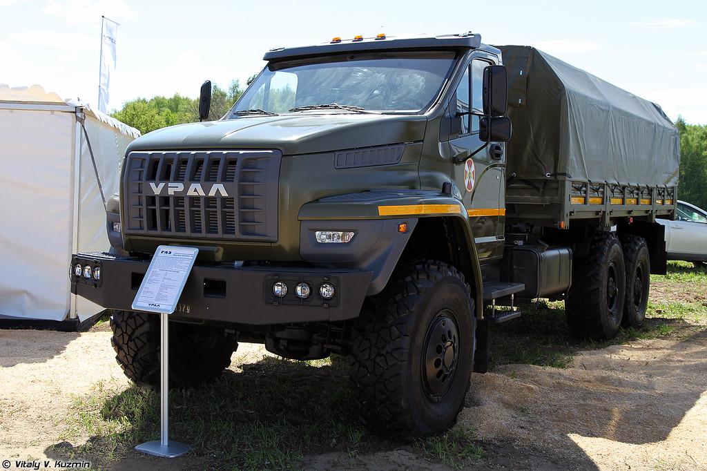 Урал-4320-5911-74 NEXT (Ural-4320-5911-74 NEXT)