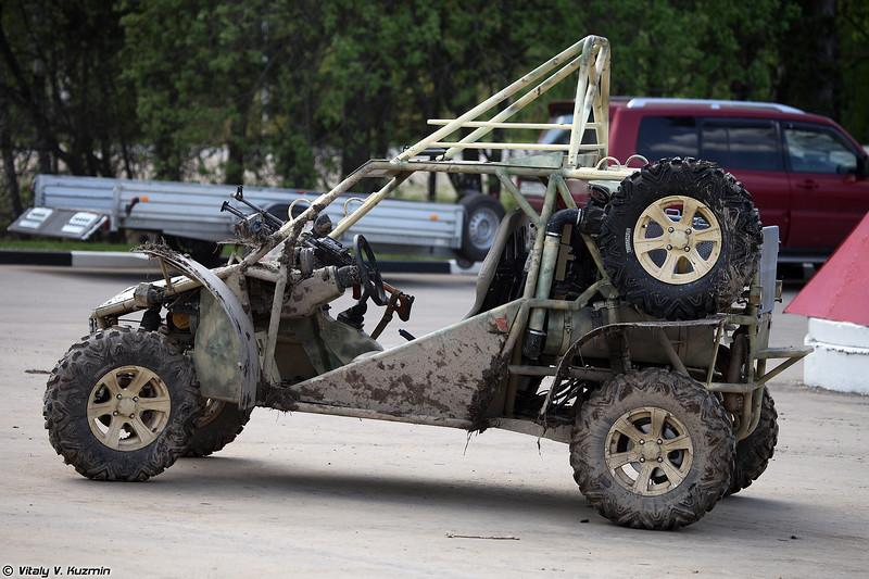 Легкий многоцелевой багги Чаборз (Light tactical buggy Chaborz)