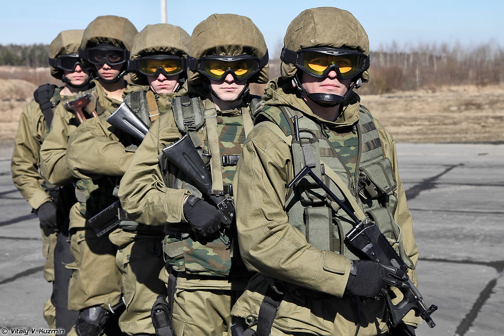 33-й ОСН Пересвет ВВ МВД России (33rd Special Purpose Unit Peresvet of Internal troops)