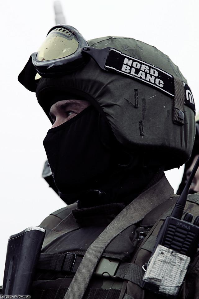 Военнослужащие 604-го ЦСН (604th Special Purpose Center operators)