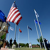 "Dozens of people attended the Dedication of Service Flags at Roosevelt Park in Longmont on Saturday.<br /> For more photos and a video, go to  <a href=""http://www.timescall.com"">http://www.timescall.com</a> or   <a href=""http://www.dailycamera.com"">http://www.dailycamera.com</a>.<br /> Cliff Grassmick / June 9, 2012"